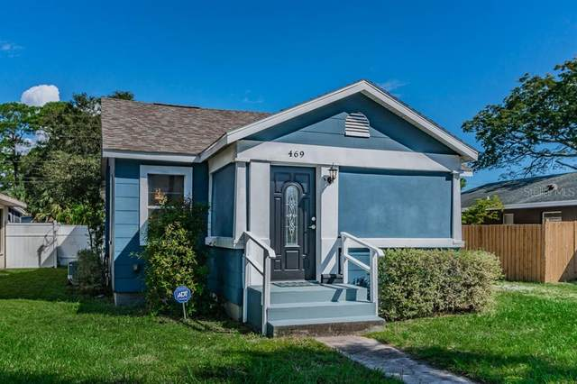 469 38TH Avenue N, St Petersburg, FL 33704 (MLS #U8099287) :: Dalton Wade Real Estate Group