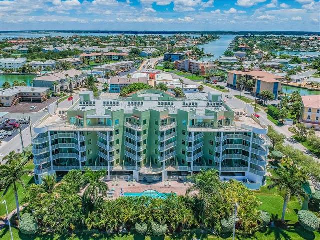 11605 Gulf Boulevard #408, Treasure Island, FL 33706 (MLS #U8099315) :: Griffin Group