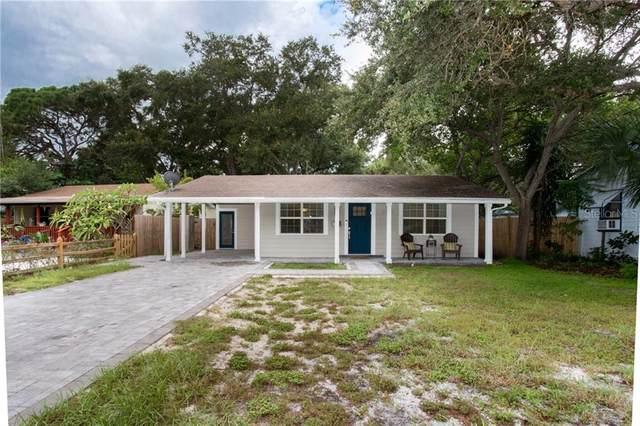 2626 Boca Ciega Drive N, St Petersburg, FL 33710 (MLS #U8099348) :: Dalton Wade Real Estate Group