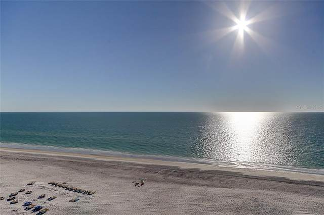 3820 Gulf Boulevard #1005, St Pete Beach, FL 33706 (MLS #U8099377) :: Team Buky