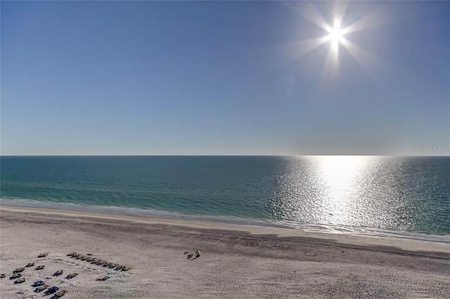 3820 Gulf Boulevard #1005, St Pete Beach, FL 33706 (MLS #U8099377) :: Griffin Group