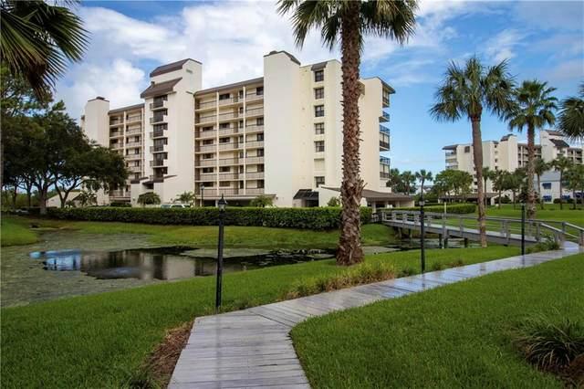 11590 Shipwatch Drive #442, Largo, FL 33774 (MLS #U8099383) :: Your Florida House Team