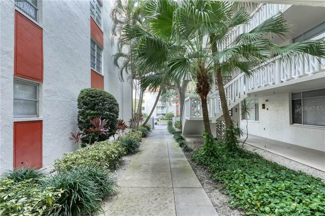 2630 Pearce Drive #408, Clearwater, FL 33764 (MLS #U8099426) :: Premium Properties Real Estate Services