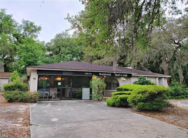 96 Terrace Road, Tarpon Springs, FL 34689 (MLS #U8099435) :: Heckler Realty