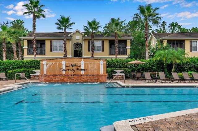 10125 Courtney Meadows Court #201, Tampa, FL 33619 (MLS #U8099439) :: Premier Home Experts