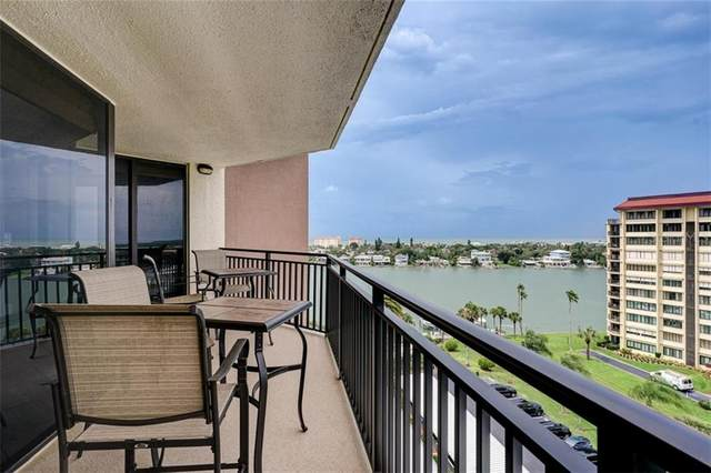 690 Island Way #1007, Clearwater Beach, FL 33767 (MLS #U8099440) :: Medway Realty