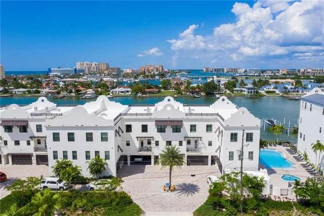 164 Brightwater Drive #3, Clearwater, FL 33767 (MLS #U8099457) :: Dalton Wade Real Estate Group