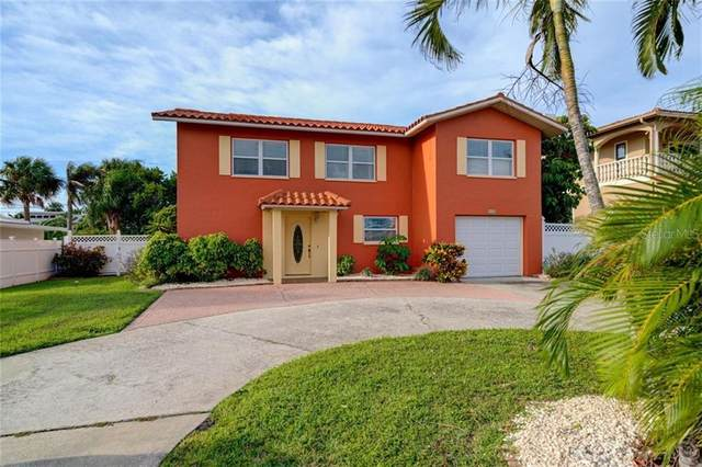 112 16TH Street, Belleair Beach, FL 33786 (MLS #U8099477) :: Heckler Realty