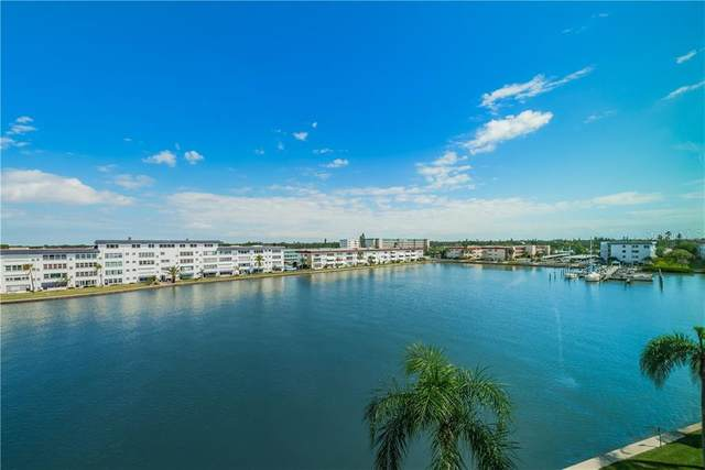 6025 Shore Boulevard S #508, Gulfport, FL 33707 (MLS #U8099481) :: Premium Properties Real Estate Services