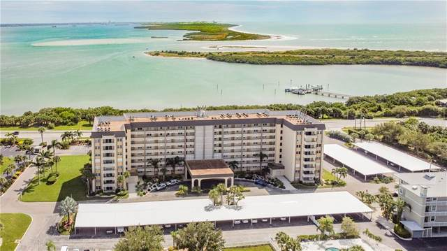 9 Forbes Place #208, Dunedin, FL 34698 (MLS #U8099485) :: Premium Properties Real Estate Services