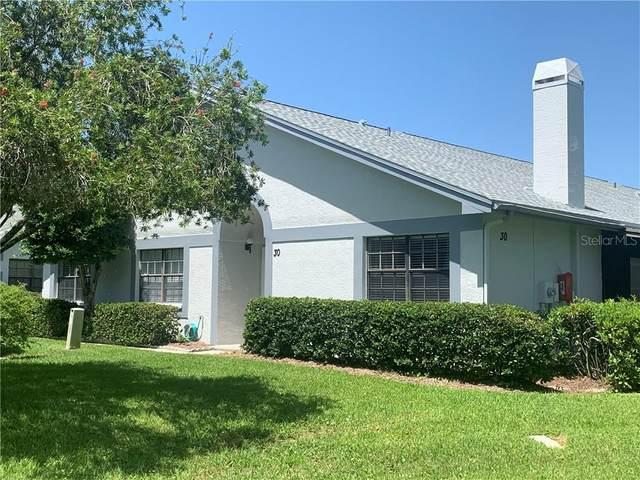 2749 Countryside Boulevard #30, Clearwater, FL 33761 (MLS #U8099511) :: Dalton Wade Real Estate Group