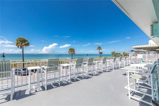 709 Gulf Way #8, St Pete Beach, FL 33706 (MLS #U8099524) :: Griffin Group