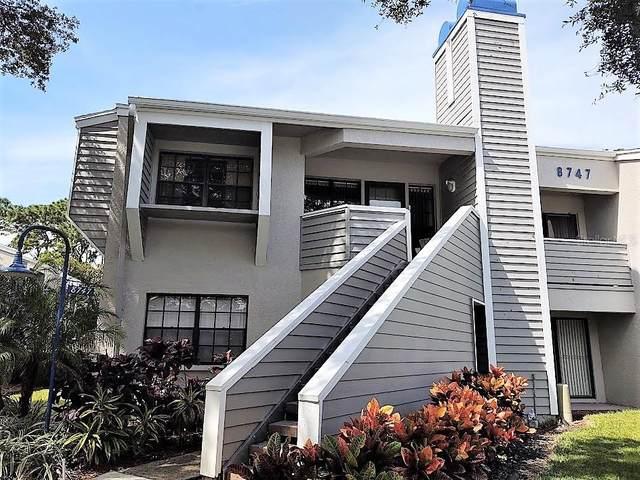 8747 Bardmoor Place #204, Seminole, FL 33777 (MLS #U8099526) :: The Light Team