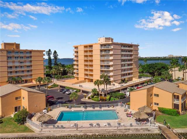 7430 Sunshine Skyway Lane S #201, St Petersburg, FL 33711 (MLS #U8099547) :: Dalton Wade Real Estate Group