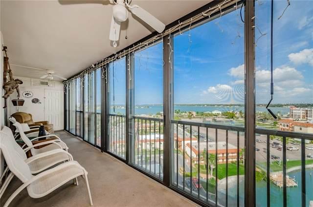 10355 Paradise Boulevard 1010-1, Treasure Island, FL 33706 (MLS #U8099646) :: Globalwide Realty