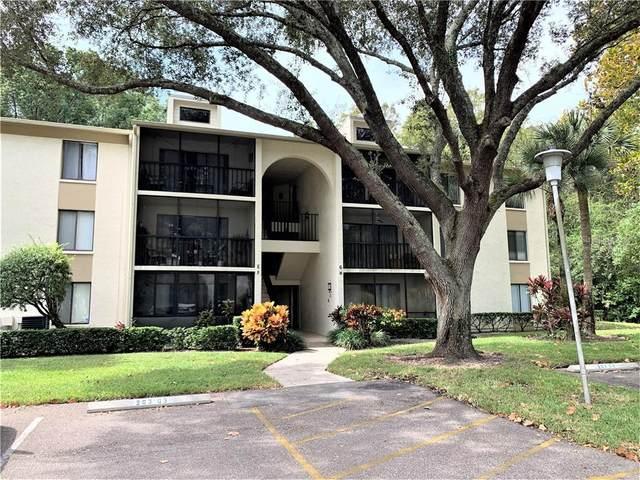 1398 Shady Pine Way H3, Tarpon Springs, FL 34688 (MLS #U8099716) :: Keller Williams on the Water/Sarasota
