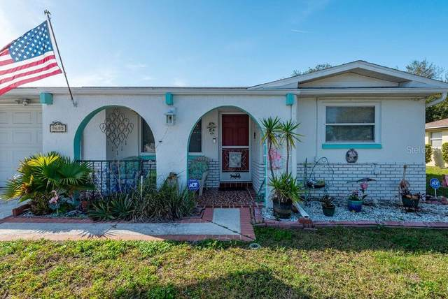 9605 Shamokin Lane, Port Richey, FL 34668 (MLS #U8099718) :: Team Borham at Keller Williams Realty