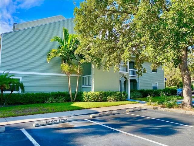 6932 Stonesthrow Circle N #7103, St Petersburg, FL 33710 (MLS #U8099723) :: Keller Williams on the Water/Sarasota
