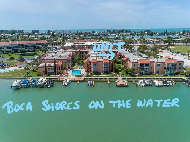 8931 Blind Pass Road #255, St Pete Beach, FL 33706 (MLS #U8099737) :: Team Pepka