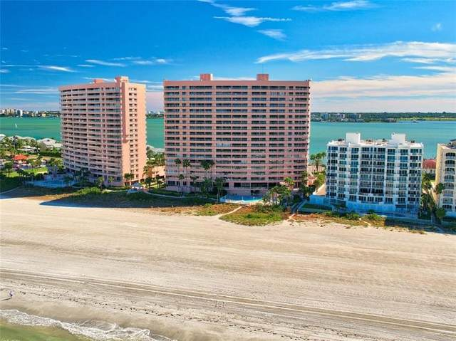 1340 Gulf Boulevard 4D, Clearwater, FL 33767 (MLS #U8099829) :: Alpha Equity Team