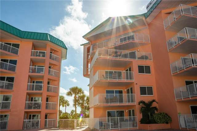 18400 Gulf Boulevard #1414, Indian Shores, FL 33785 (MLS #U8099875) :: Keller Williams on the Water/Sarasota