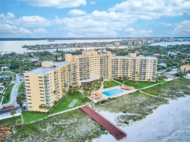 880 Mandalay Avenue C814, Clearwater, FL 33767 (MLS #U8099946) :: Your Florida House Team