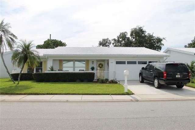 9129 42ND Way N #5, Pinellas Park, FL 33782 (MLS #U8100101) :: Keller Williams on the Water/Sarasota