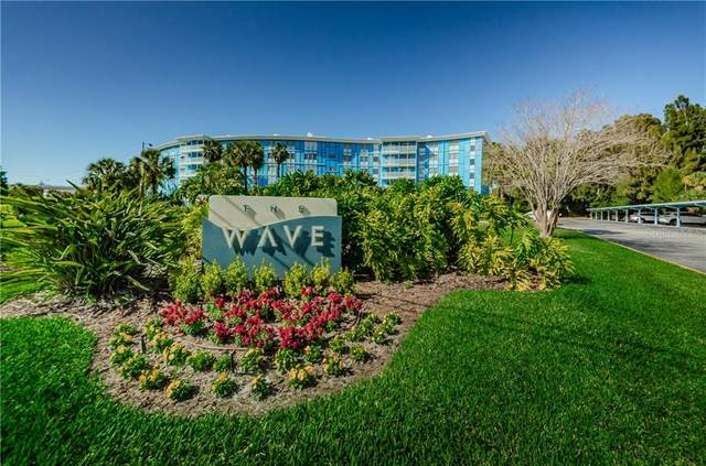 3315 58TH Avenue S #213, St Petersburg, FL 33712 (MLS #U8100244) :: The Light Team