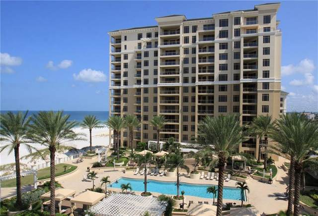 11 Baymont Street #1109, Clearwater Beach, FL 33767 (MLS #U8100263) :: Burwell Real Estate