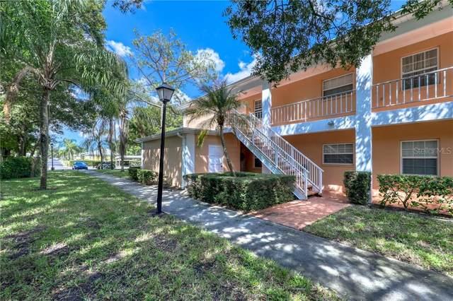 8300 Bardmoor Boulevard #210, Seminole, FL 33777 (MLS #U8100399) :: Alpha Equity Team
