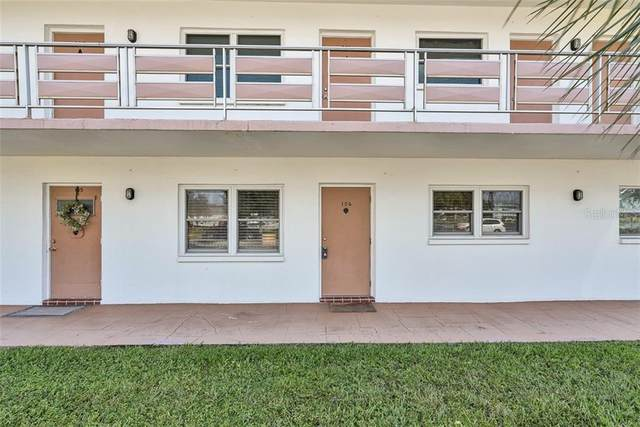 6015 19TH Street N #106, St Petersburg, FL 33714 (MLS #U8100485) :: Cartwright Realty