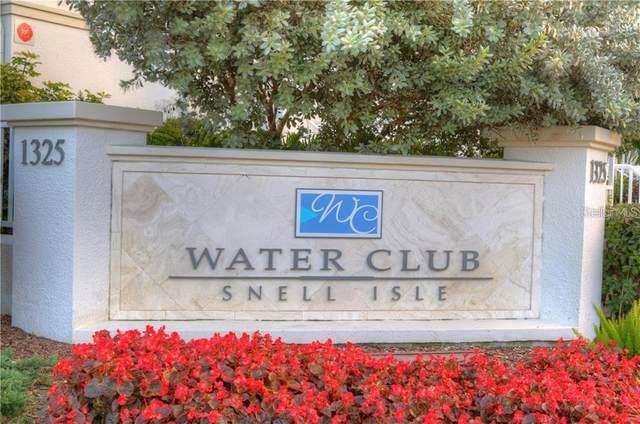 1325 Snell Isle Boulevard NE #111, St Petersburg, FL 33704 (MLS #U8100617) :: Alpha Equity Team