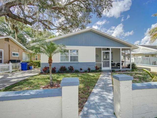 106 E Cedar Street, Tarpon Springs, FL 34689 (MLS #U8100721) :: Team Buky