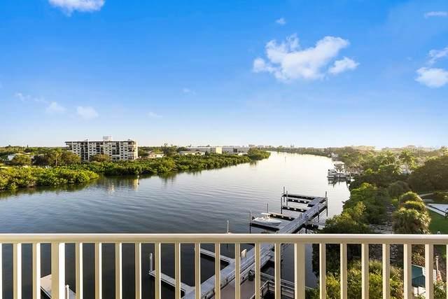 399 2ND Street #616, Indian Rocks Beach, FL 33785 (MLS #U8100880) :: Baird Realty Group