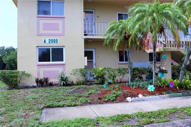 2003 Greenbriar Boulevard #1, Clearwater, FL 33763 (MLS #U8100913) :: Your Florida House Team