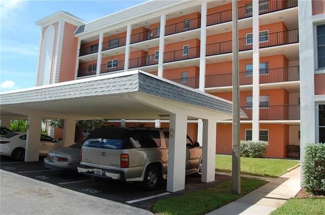 6800 20TH Avenue N #510, St Petersburg, FL 33710 (MLS #U8100934) :: Keller Williams on the Water/Sarasota