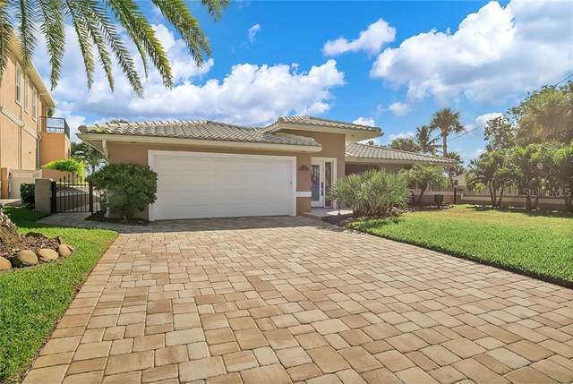 95 Harbor Drive, Belleair Beach, FL 33786 (MLS #U8100935) :: Heckler Realty