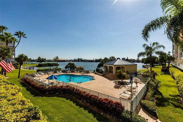 7902 Sailboat Key Boulevard S #108, South Pasadena, FL 33707 (MLS #U8101037) :: Baird Realty Group
