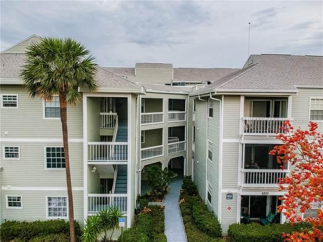 6826 Stonesthrow Circle N #11106, St Petersburg, FL 33710 (MLS #U8101081) :: Your Florida House Team