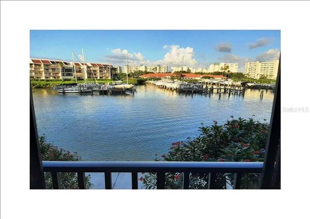 7600 Sun Island Dr S #206, South Pasadena, FL 33707 (MLS #U8101131) :: Team Pepka