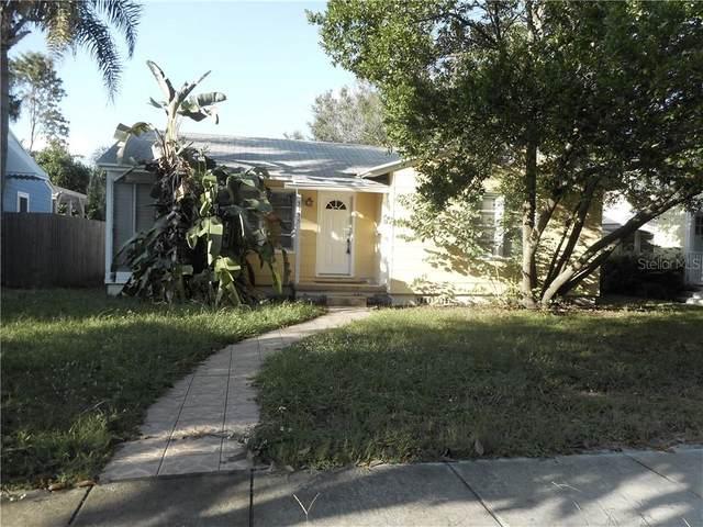 3135 8TH Avenue N, St Petersburg, FL 33713 (MLS #U8101300) :: Griffin Group