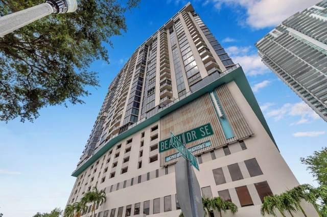 1 Beach Drive SE #1409, St Petersburg, FL 33701 (MLS #U8101344) :: Dalton Wade Real Estate Group