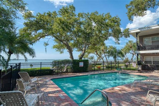 1101 Victoria Drive #7, Dunedin, FL 34698 (MLS #U8101354) :: Premium Properties Real Estate Services