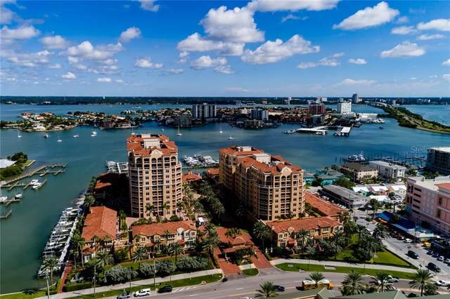 521 Mandalay Avenue #1402, Clearwater, FL 33767 (MLS #U8101479) :: RE/MAX Marketing Specialists