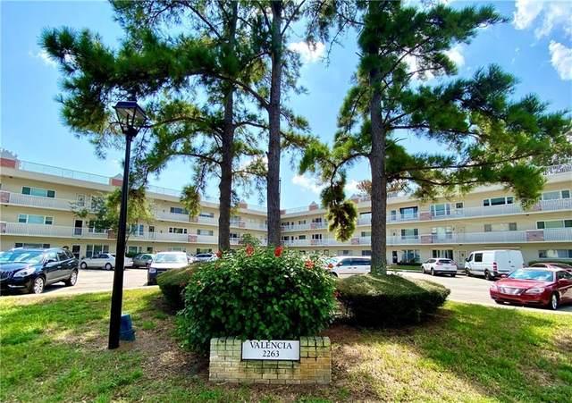 2263 Americus Boulevard E #5, Clearwater, FL 33763 (MLS #U8101553) :: Premium Properties Real Estate Services