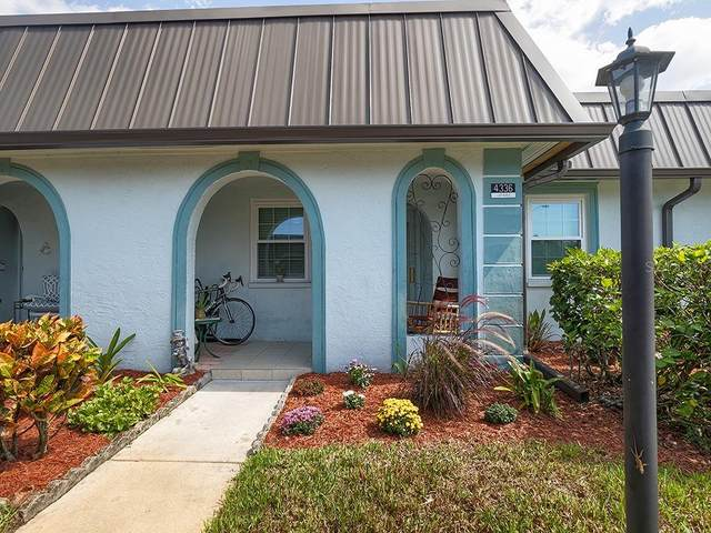 4336 Sunstate Drive C, New Port Richey, FL 34652 (MLS #U8101560) :: Team Pepka