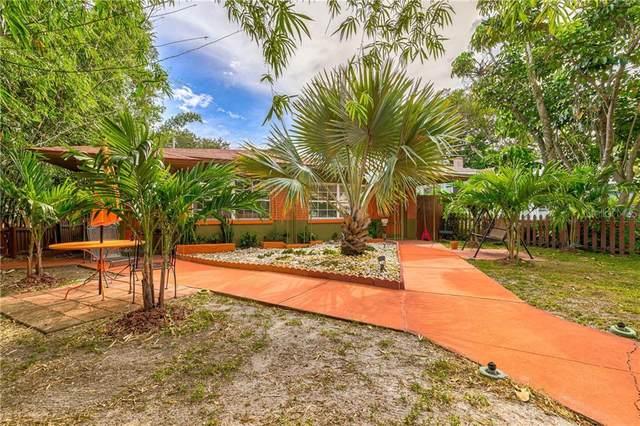 2014 2ND Avenue N, St Petersburg, FL 33713 (MLS #U8101565) :: Gate Arty & the Group - Keller Williams Realty Smart