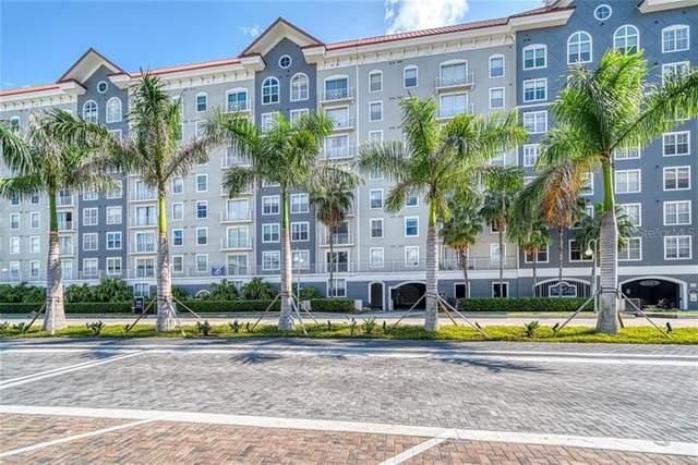 700 S Harbour Island Boulevard #207, Tampa, FL 33602 (MLS #U8101571) :: Keller Williams on the Water/Sarasota