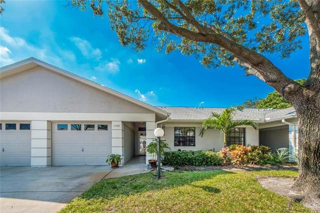 1548 Lynda Lane #605, Dunedin, FL 34698 (MLS #U8101679) :: Dalton Wade Real Estate Group