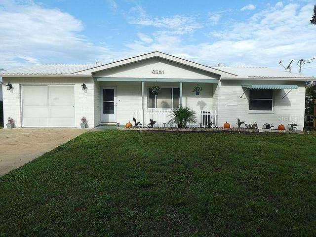 8551 Green Street, Port Richey, FL 34668 (MLS #U8101779) :: Team Bohannon Keller Williams, Tampa Properties